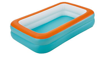 This Kid Connection inflatable pool is perfect for all the family