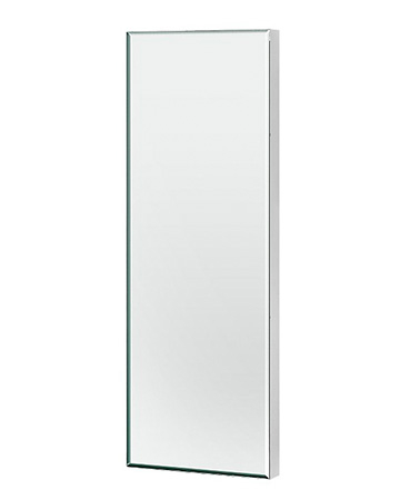 Perfect your look with this versatile mirror