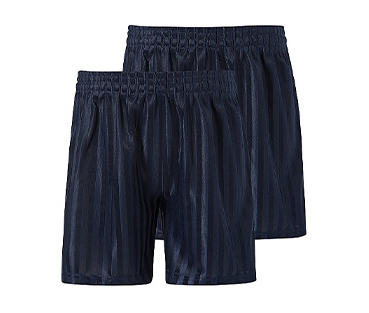 Get their P.E. kit ready with these comfortable and practical football shorts