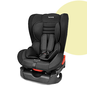 Harmony Group merydian 2-in-1 convertible car seat