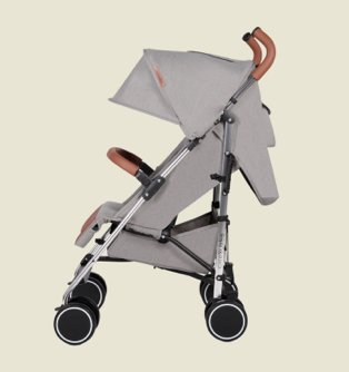 Grey Ickle Bubba discovery stroller.