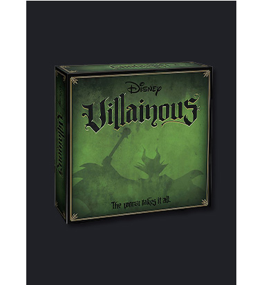 Product image of Disney Villainous game box