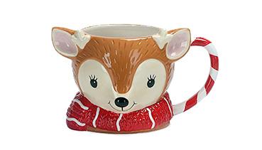 Product image of fox mug