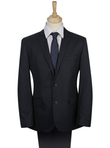 Charlie Allen Pindot Suit