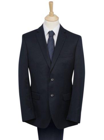 Navy Regular Fit Tailor & Cutter Suit