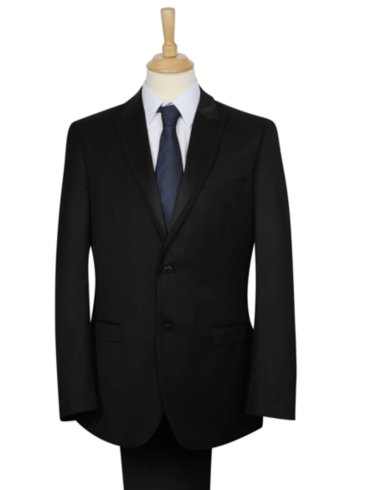 Tailor & Cutter Regular Fit Tuxedo Suit