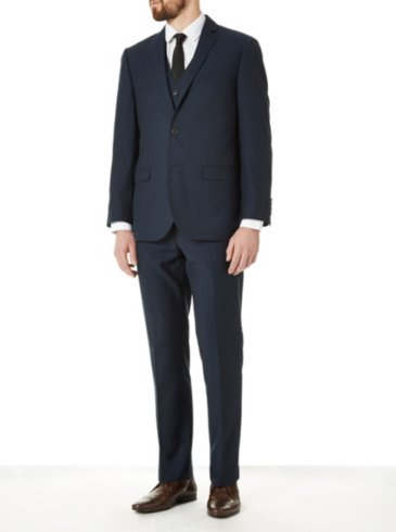 Tailor & Cutter Regular Fit Suit