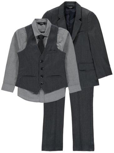 Boys Formal Suit - Grey