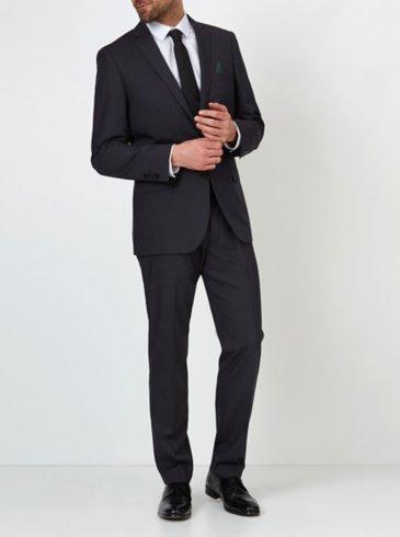 Slim Fit Suit – Charcoal