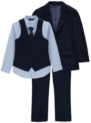 Boys Formal Suit - Navy