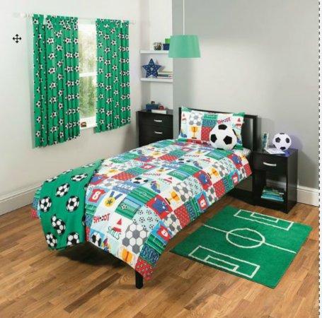 Football Bedroom Range