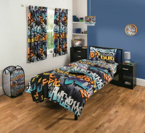Graffiti Bedroom Collection