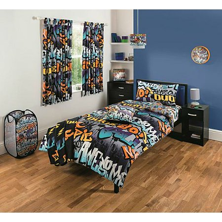 Graffiti Bedroom Collection. Graffiti Bedroom Collection   George