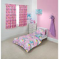 Unicorn Bed Set Asda