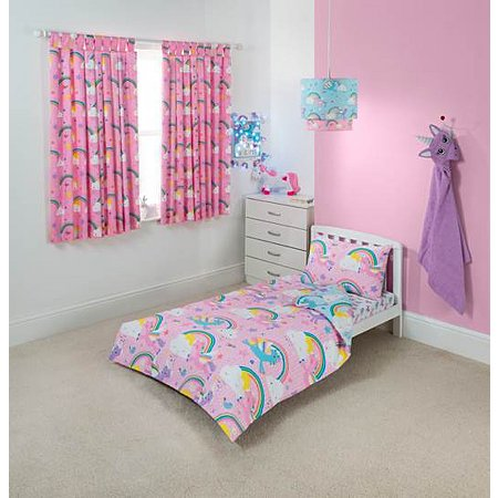 Unicorn Rainbows Bedroom Collection