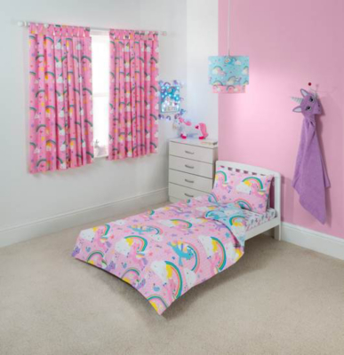 Exceptionnel Unicorn U0026 Rainbows Bedroom Collection