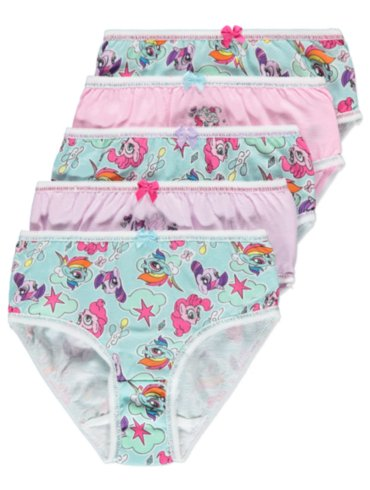 My Little Pony Underwear Set