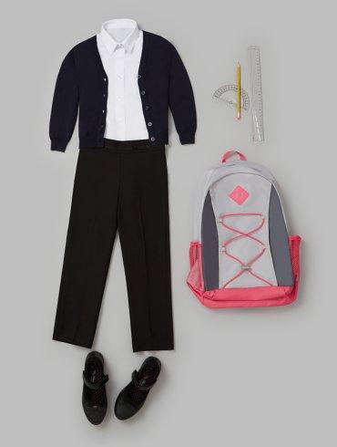 Girls School Uniform Set