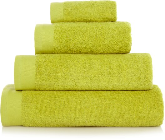 Bright Chartreuse Bathroom Range
