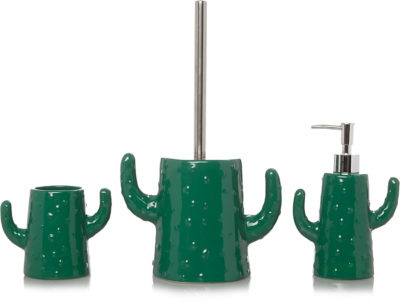 Cactus Bath Accessories Range. Loading Zoom