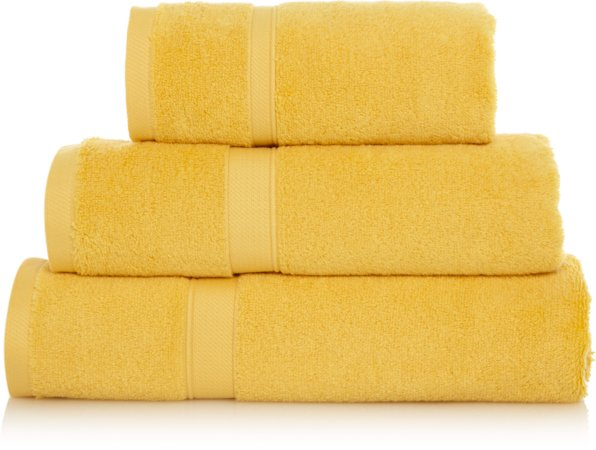 Sunshine Super Soft Cotton Towel Range
