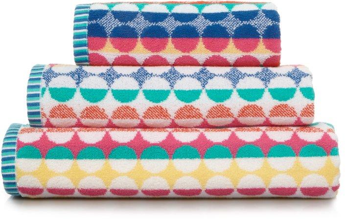 100% Cotton Iberia Bright Towel Range