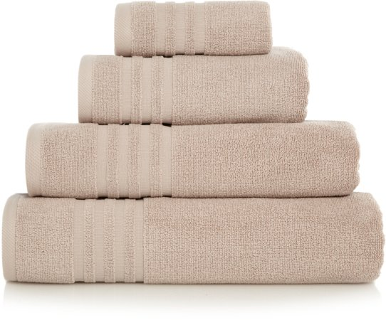 Luxury Natural Turkish Cotton Towel Range