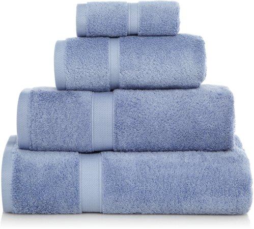 Forever Blue 100% Super Soft Cotton Towel Range