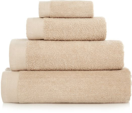 Ash 100% Cotton Towel Range