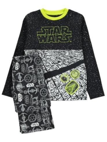 Star Wars Pyjama and Slippers Set