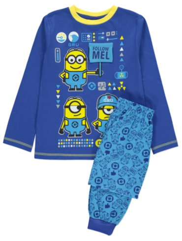 Despicable Me 3 Minions Nightwear Set