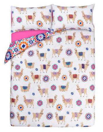 Llama Print Bedding Range