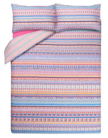 Tassel Stripe Print Bedding Range