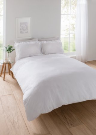 Luxury Lace Border Bedding Range