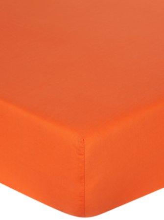 Orange Fitted Sheet & Pillowcases Range