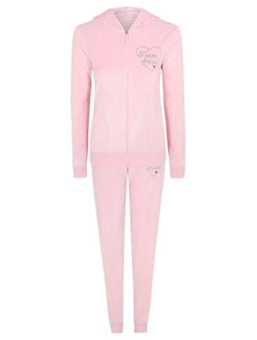 Team Bride Velour Pyjama Set