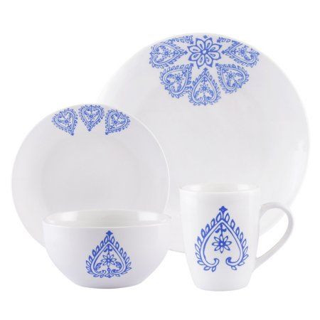 Blue Pattern Range