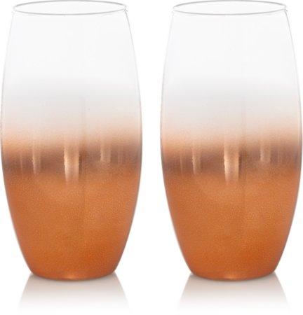 Copper Effect Tableware Range