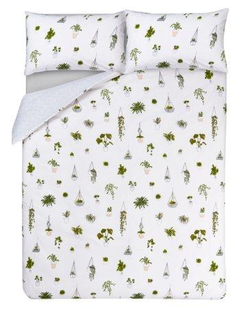 Plants Print Bedding Range