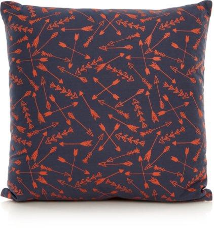 Arrow Print Cushion