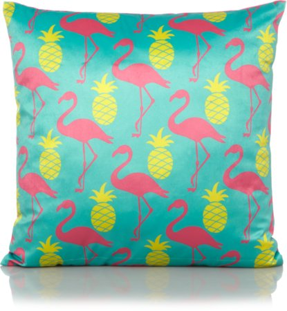 Flamingo Pineapple Cushion & Throw Range