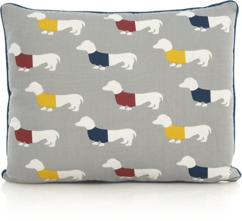Sausage Dog Cushion Set