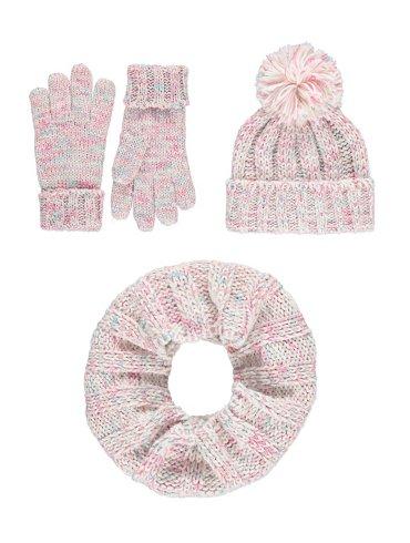 Hat, Snood & Glove Set
