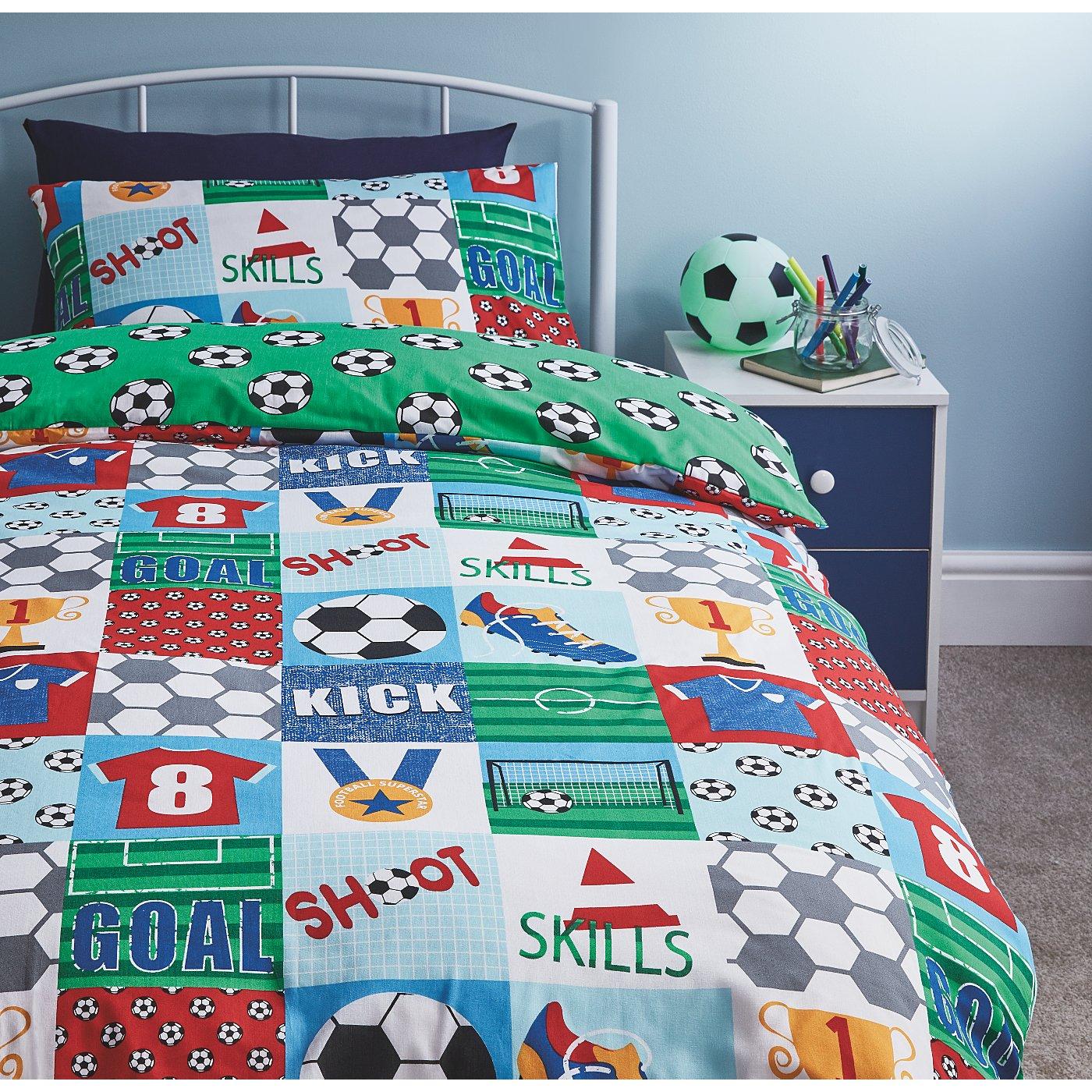 Football Bedding Bedroom Loading Zoom