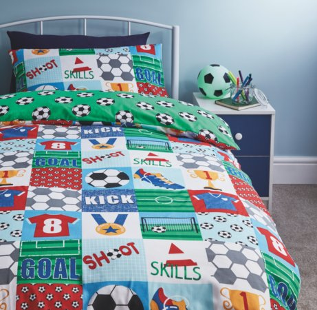 Football Bedding Bedroom