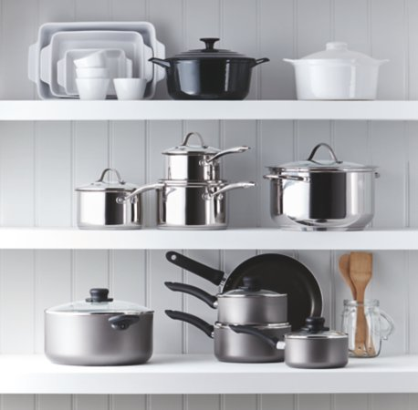 Pots and Pans Collection