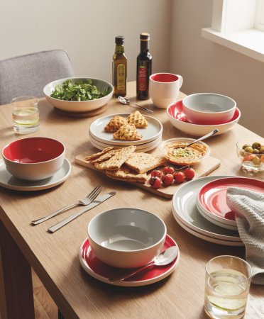 Exhale Two-Tone Tableware Ranges