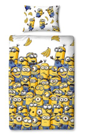 Minions Bedroom Collection