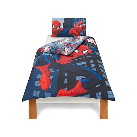 Spiderman Bedroom Collection | George