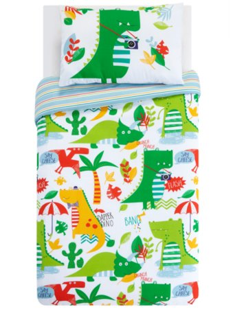 Toddler Dinosaur Bedding Collection